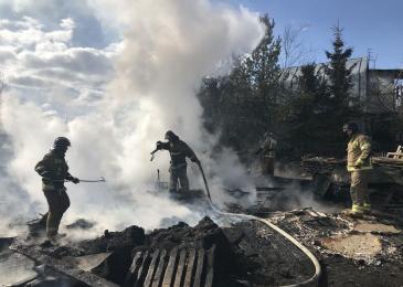 Участие добровольцев Ломоносовского района в ликвидации пожаров 2_1