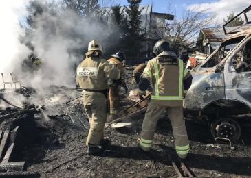 Участие добровольцев Ломоносовского района в ликвидации пожаров 2_2